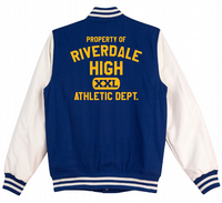 RIVER DALE HIGH VARSITY - INSPIRED BY RIVERDALE